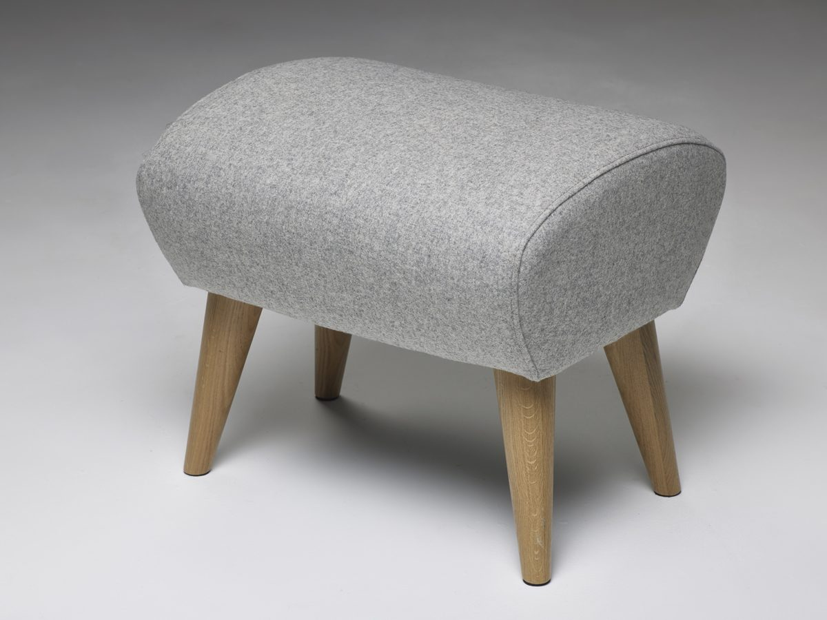 Model 3 Footstool for the Model 3 Cocktail Chair