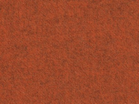 Saffron Orange Wool