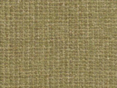 Artichoke Green wool linen mix
