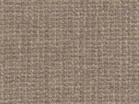 Oatmeal wool linen mix